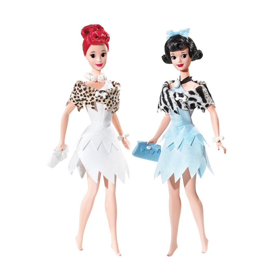 Barbie Silver Label Collection Flintstones - Betty & Wilma 12