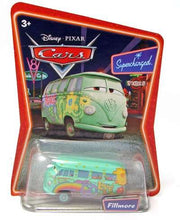 Disney Pixar Cars Supercharged - Fillmore Vehicle