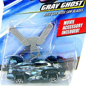 Hot Wheels Speed Racer - Gray Ghost 1:64 Race Car with Saw Blades