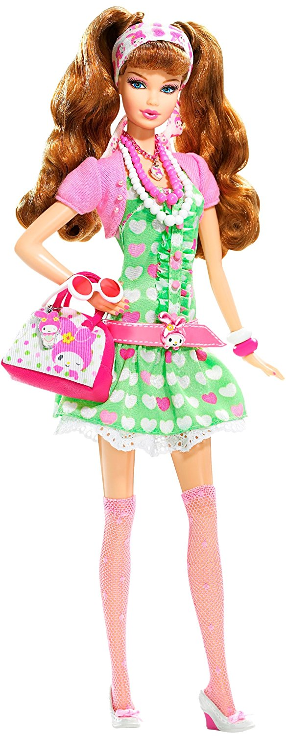 Barbie Pink Label Collection - My Melody 12