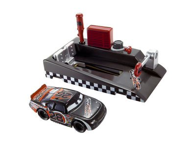Disney Pixar Cars Pit Race-Off Nitro Aid Launcher