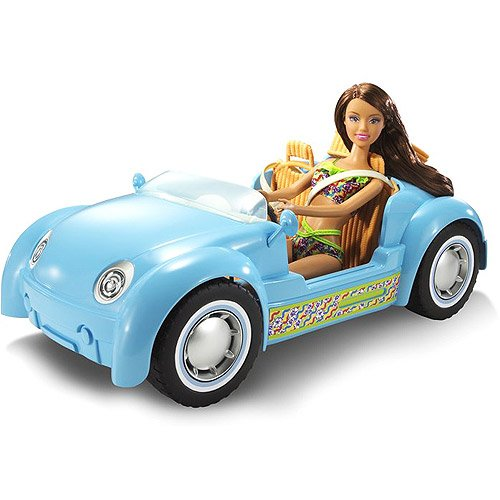 Barbie Surf's-Up Cruiser & Teresa 12