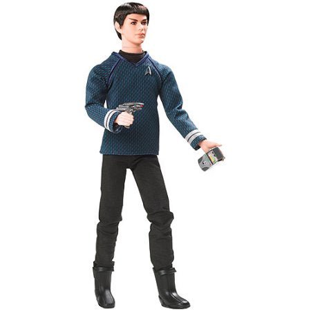Barbie Pink Label Collection Star Trek - Ken as Mr. Spock 12