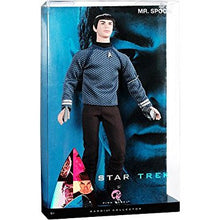 "Barbie Pink Label Collection Star Trek - Ken as Mr. Spock 12"" Doll"