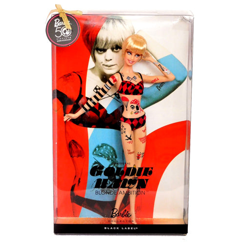 Barbie Black Label Collection - Goldie Hawn Blonde Ambition 12