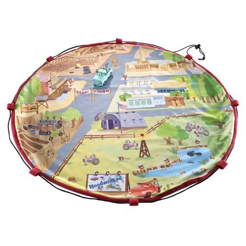 Disney Pixar World of Cars -  Story Tellers Collection Playmat with Brand New Mater
