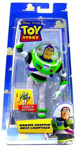 "Disney Pixar Toy Story - Buzz Lightyear Karate Choppin' 5"" Action Figure"