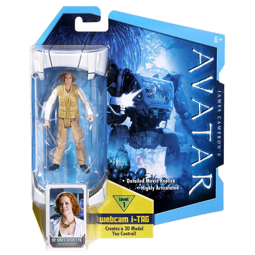 Avatar - Doctor Grace Augustine 3.75