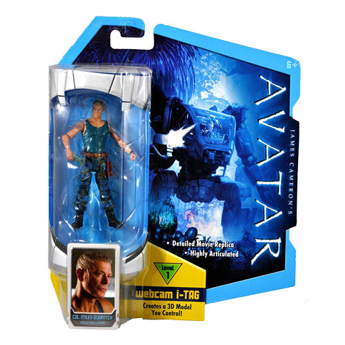Avatar - Colonel Miles Quaritch 3.75