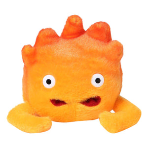 "Howl's Moving Castle - Calcifer Small 5.5"" Plush"