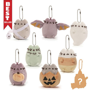 Pusheen Trick or Treat Blind Box Series 4 Surprise Mini Plush (1 Random in Each Box)