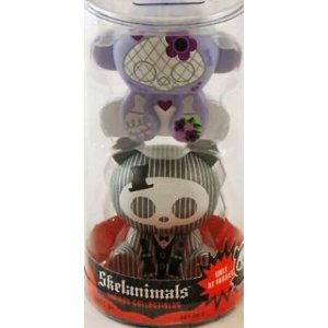 "Skelanimals - Marcy the Monkey & ChungKee the Panda 2.5"" 2-Pack Figures"