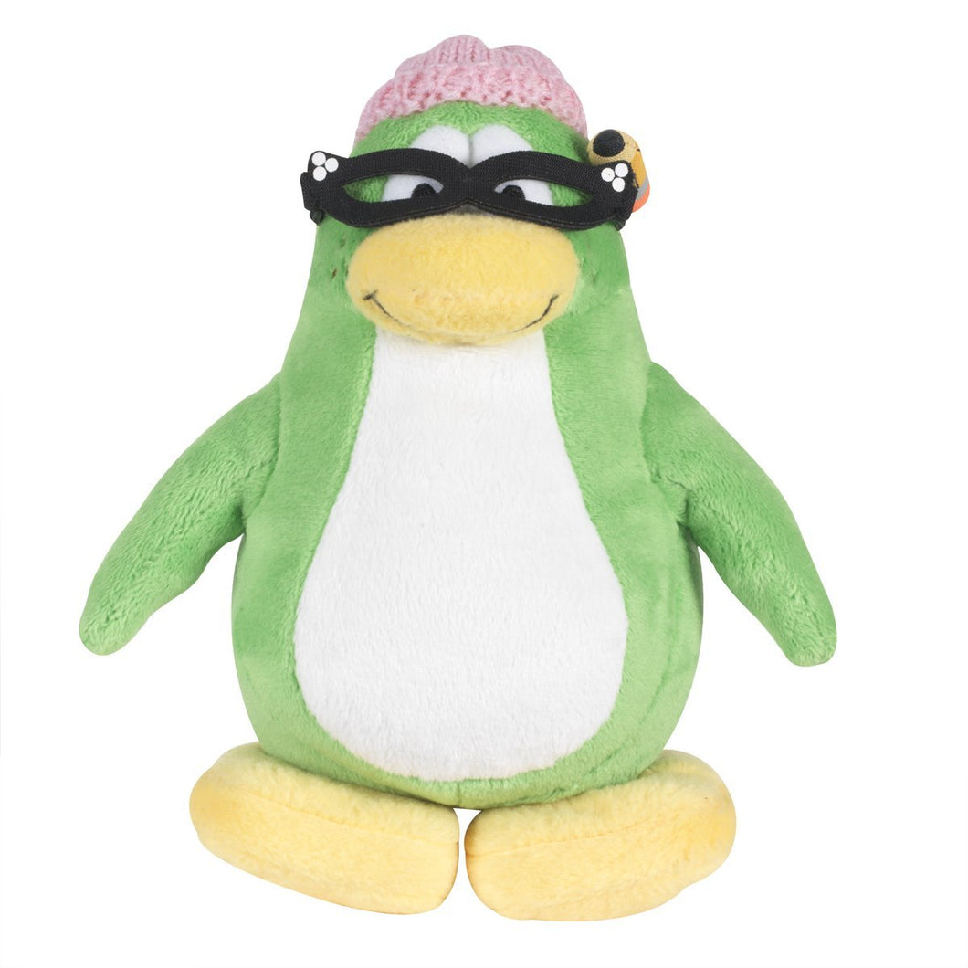 Disney Club Penguin - Aunt Arctic 6.5'' Plush