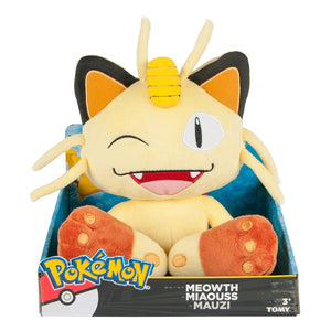 Pokemon - Large Meowth Plush