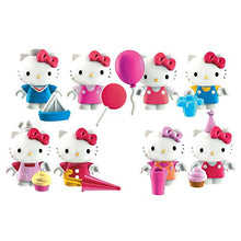 Hello Kitty Mega Bloks #10826 - Mystery Pack 1 RANDOM Blind Bag Mini Figure