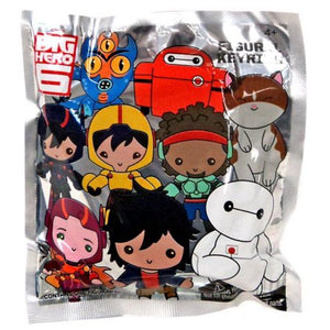 Disney Big Hero 6  - 1 Blind Bag Collectors Key-ring Figure (Only 1 Random Blind Bag)