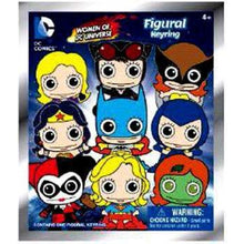 DC Comics Women of the DC Universe - 1 Blind Bag Collectors Key-ring Figure (Only 1 Random Blind Bag)