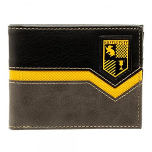 Harry Potter Hufflepuff Bi-Fold Wallet