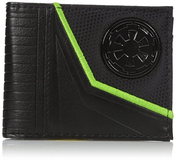 Star Wars Rogue One Empire Logo Bi-Fold Wallet
