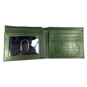 Star Wars Rogue One Empire Bi-fold Wallet, One Size