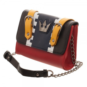 Kingdom Hearts Sora Cosplay Sidekick Purse