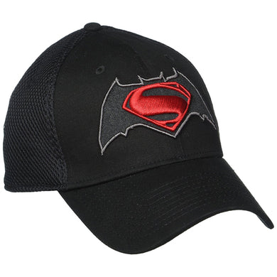 Batman v Superman Dawn Of Justice Super Neo Flexfit Cap