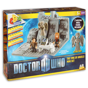 Doctor Who Character Building - The Time of Angels Mini Set