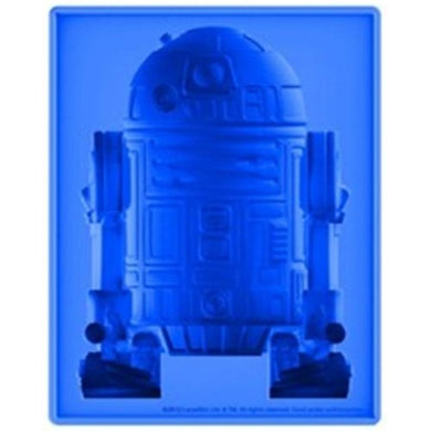Star Wars Deluxe Large R2-D2 Silicone Ice Tray / Cake Mold