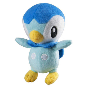 "Pokemon Trainer's Choice Piplup 8"" Plush"