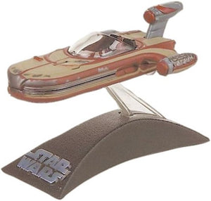 "Titanium Series Star Wars - 3"" Landspeeder with Rolling Action"