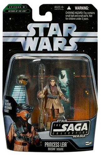 Star Wars Saga Collection - Princess Leia  3.75