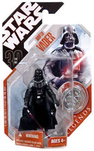 "Star Wars 30th Anniversary - Assault on Hoth Echo Base Darth Vader 3.75"" Action Figure"