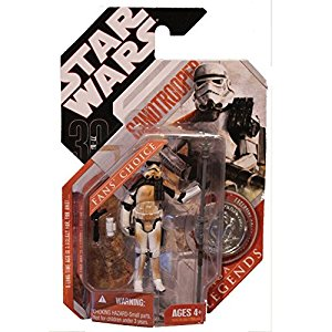 Star Wars 30th Anniversary - Sandtrooper 3.75