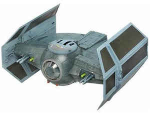 "Star Wars Saga Collection - Darth Vader's TIE Advanced x1 Starfighter for 3.75"" Action Figures"