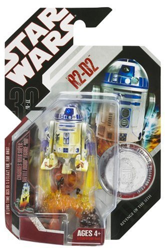 Star Wars 30th Anniversary - R2-D2 Basic 2.5
