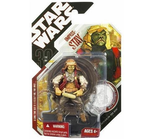 Star Wars 30th Anniversary - Umpass Stay 3.75