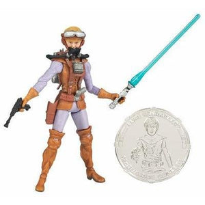 "Star Wars 30th Anniversary Ralph McQuarrie Signature Series Concept - Starkiller Hero 3.75"" Action Figure & Collector Coin"