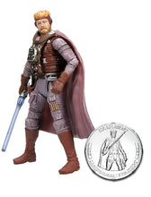 "Star Wars 30th Anniversary Ralph McQuarrie Signature Series Concept - Han Solo 3.75"" Action Figure & Collector Coin"