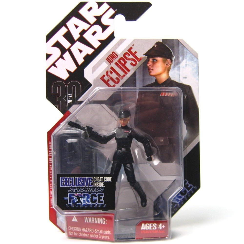 Star Wars 30th Anniversary - Force Unleashed Juno Eclipse 3.75