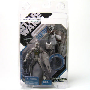 "Star Wars 30th Anniversary Ralph McQuarrie Signature Series Concept - Grievous 3.75"" Action Figure & Collector Coin"