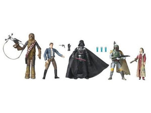 "Star Wars 30th Anniversary Battle Packs - Betrayal On Bespin 3.75"" Action Figures 5-Pack"