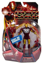 Iron Man Movie Toy Series 1 Action Figure Iron Man Prototype