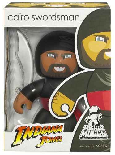 Mighty Muggs Indiana Jones - Cairo Swordsman 6