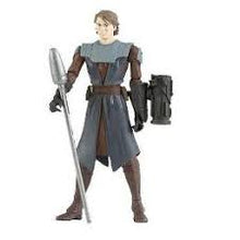 "Star Wars Clone Wars CW01- Anakin Skywalker 3.75"" Action Figure"