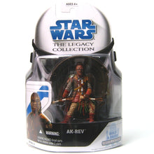 "Star Wars Legacy Collection Build-A-Droid BD05 - Ak-Rev 3.75"" Action Figure with Droid Part"