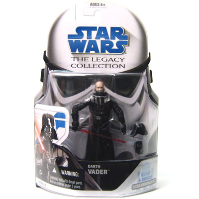 Star Wars Legacy Collection Build-A-Droid BD08 - Basic Darth Vader 3.75