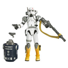 "Star Wars Legacy Collection Build-A-Droid GH04 - Imperial EVO Trooper 3.75"" Action Figure"