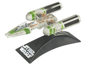 "Titanium Series Star Wars - 3"" Y-Wing Starfighter"
