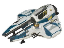 "Star Wars Clone Wars - Obi-Wan Kenobi's Starfighter for 3.75"" Action Figures"