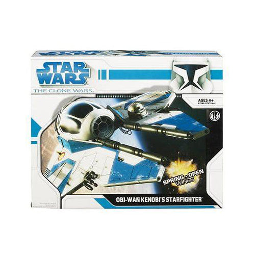 Star Wars Clone Wars - Obi-Wan Kenobi's Starfighter for 3.75